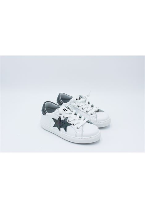 Sneakers 2star junior 2 STAR | Sneakers | 2SB1517BIANCA