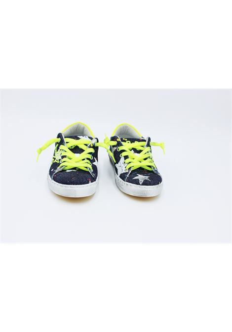 Sneakers 2star junior 2 STAR | Sneakers | 2SB301BLU