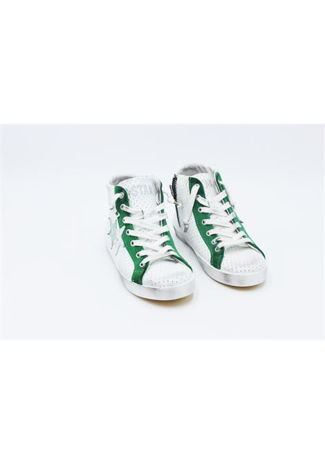 Sneakers 2star junior 2 STAR | Sneakers | 2SB628BIANCA