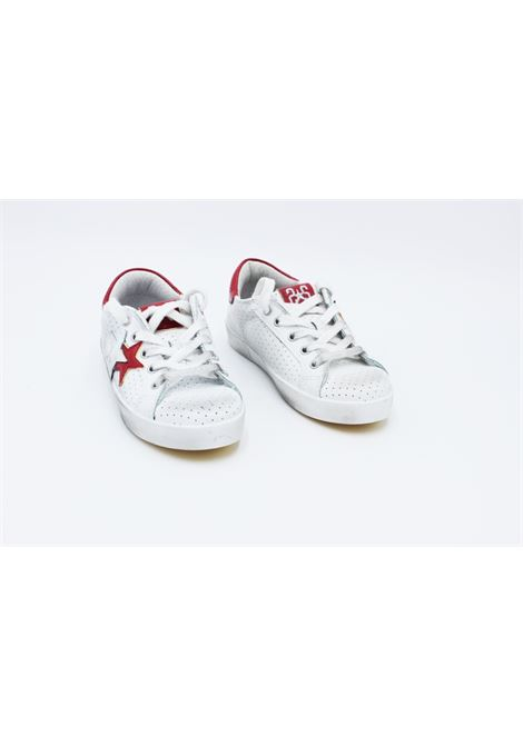 Sneakers 2star junior 2 STAR | Sneakers | 2SB900BIANCA