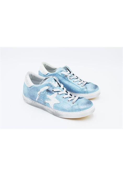Sneakers 2star junior 2 STAR | Sneakers | 2SD1867CELESTE