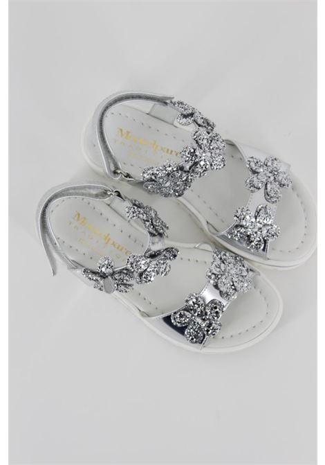 Sandalo Andrea Montelpare baby ANDREA MONTELPARE | Sandali | MT10004ARGENTO