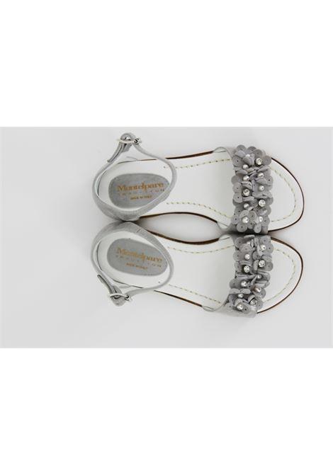 Sandalo Andrea Montelpare baby ANDREA MONTELPARE | Sandali | MT10653PGRIGIA