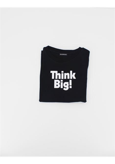 BALENCIAGA | T-shirt | BALE01NERO