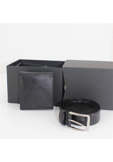 BALENCIAGA | wallet+belt | SB8494NERA