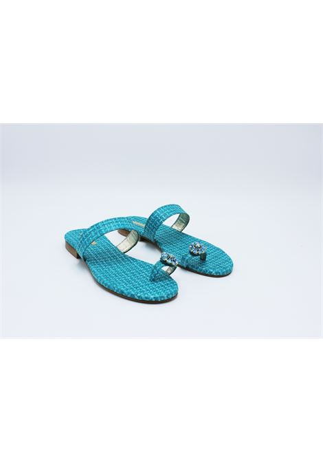 CARUSO | foot flip flops | BB08FTURCHESE