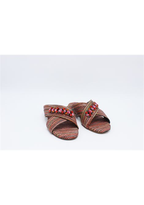 CARUSO | sandals  | BB11CORANGE