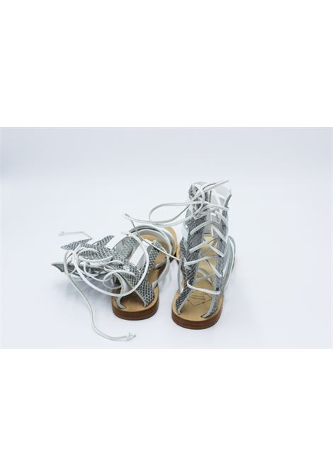 CARUSO | sandals  | BB23BBIANCO