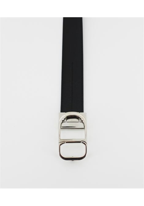 CHRISTIAN DIOR | belt | 4167PLTABBLU-NERO