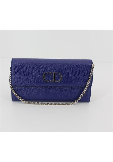 Pochette Christian Dior Donna CHRISTIAN DIOR | Borsa | S0068PGVBLUETTE