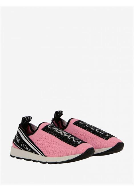 DOLCE E GABBANA   Sneakers   AZ259ROSA