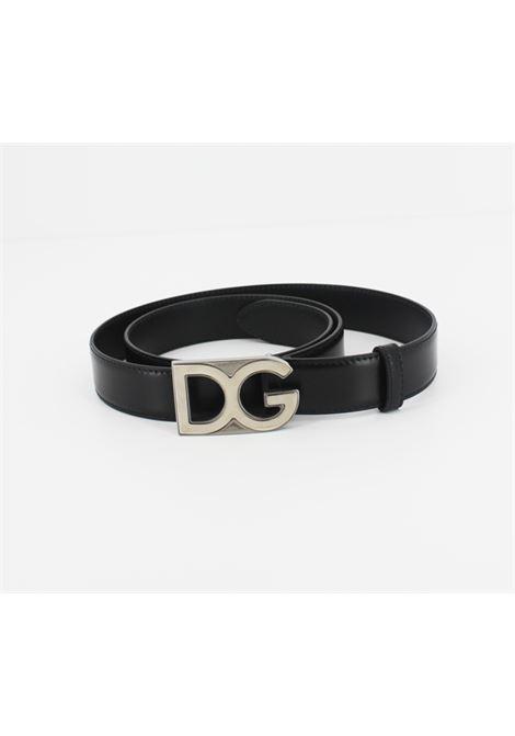 DOLCE E GABBANA | belt | BC4126NERA