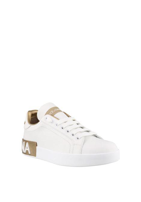 DOLCE E GABBANA | Sneakers | CK1544AXBIANCA