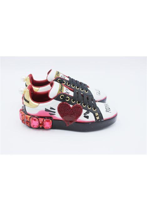 Sneakers Dolce&Gabbana Donna DOLCE & GABBANA | Sneakers | CK1544BIANCA