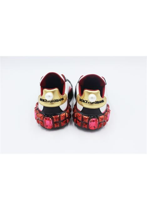 DOLCE E GABBANA | Sneakers | CK1544BIANCA