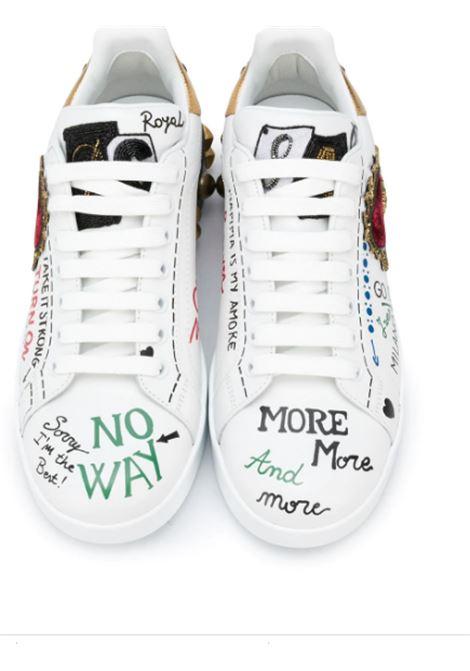 Sneakers Dolce&Gabbana DOLCE & GABBANA | Sneakers | CS1759BIANCA
