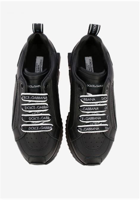 DOLCE E GABBANA | Sneakers | DA0711NERA