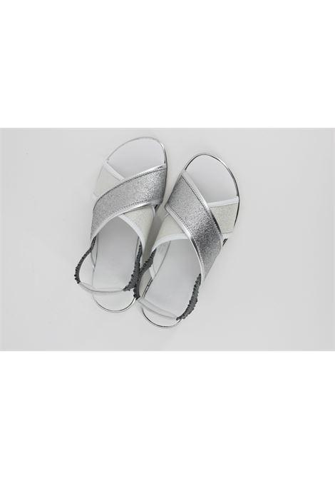 HOGAN | sandals  | DY851RARGENTO
