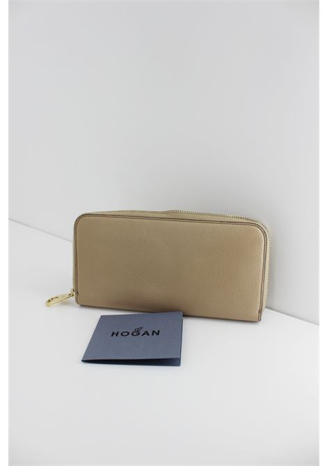 HOGAN | wallet | HOG01BEIGE