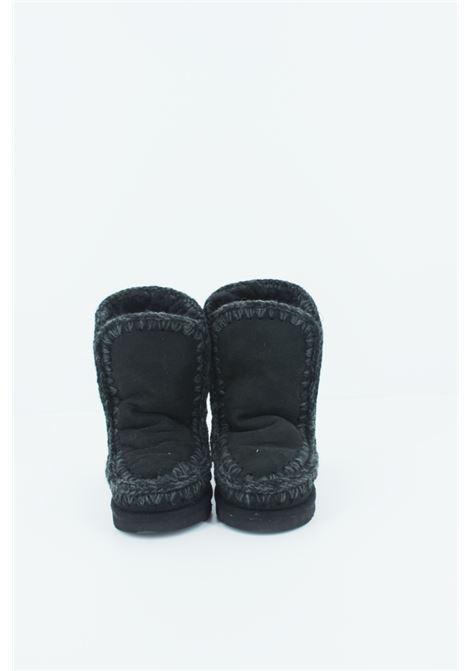 Eskimo Boot Mou MOu | Stivale | MOU004NERA
