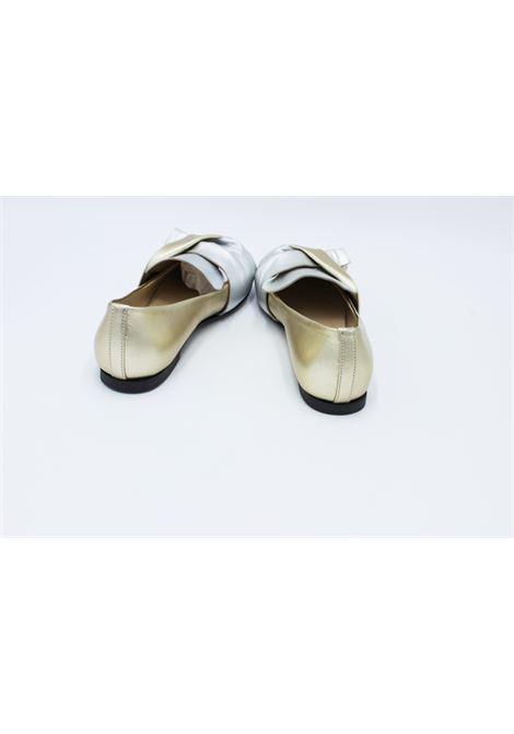 Ballerina N°21 Donna N 21 | Ballerina | 48374ARGENTO