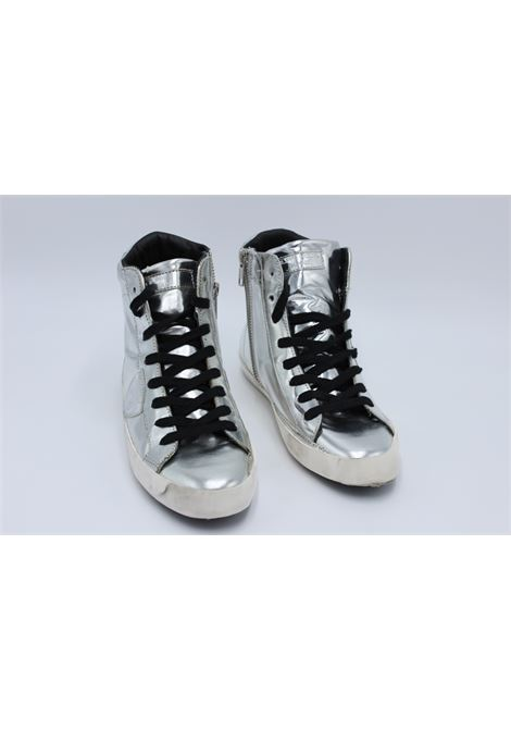 PHILIPPE MODEL | Sneakers | CLH0-I04BARGENTO