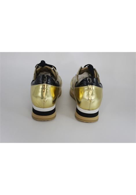 Sneakers Philippe Model Tropez Donna PHILIPPE MODEL | Sneakers | TPLD-FM13ORO