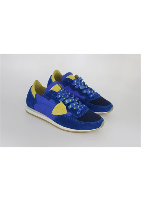 PHILIPPE MODEL | Sneakers | TRL0-T27BBLUETTE