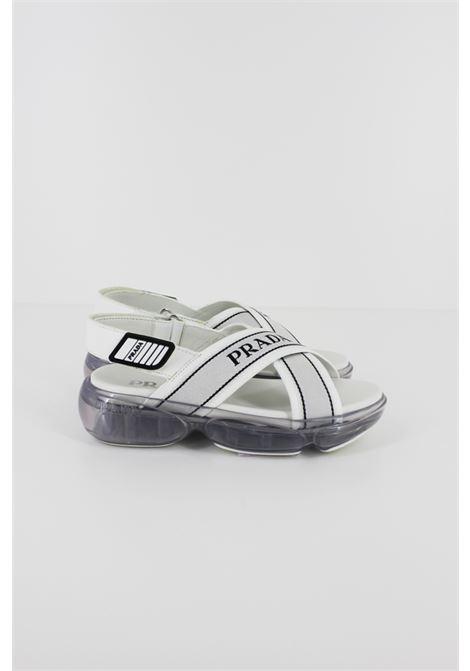 PRADA | sandals  | 1X516LBIANCA