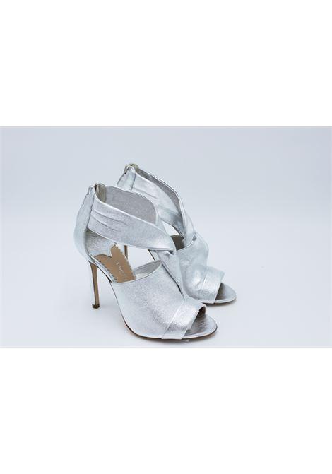THE SELLER | sandal heel | S7685ARGENTO