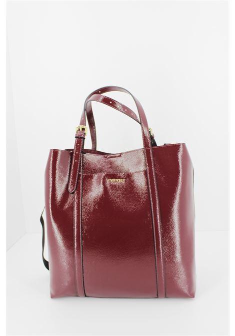 TWIN SET | Bag | 192T08151BORDEAUX