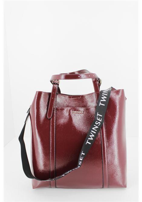 TWIN SET | Bag | 192N08151BORDEAUX