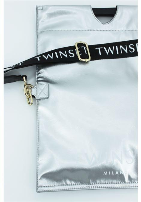 Borsa TwinSet TWIN SET | Borsa | 201TA7174ARGENTO