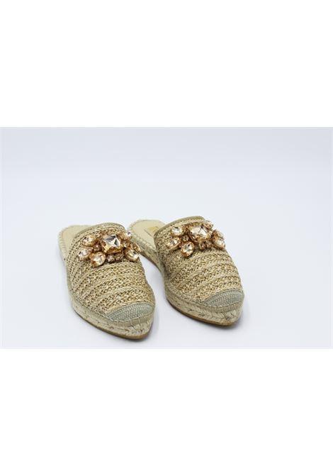 VIDORRETA | slipper | 22213ORO