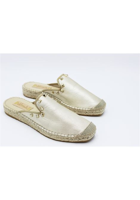 VIDORRETA | slipper | 26127ORO