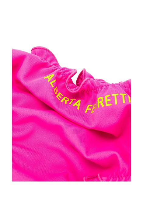 ALBERTA FERRETTI | swimsuit | ALB41FUXIA