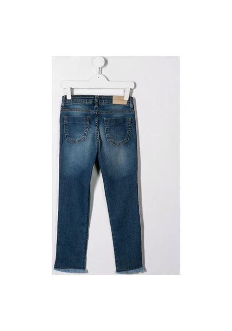 ALBERTA FERRETTI | jeans  | ALB50JEANS FASCIA AZZURRA