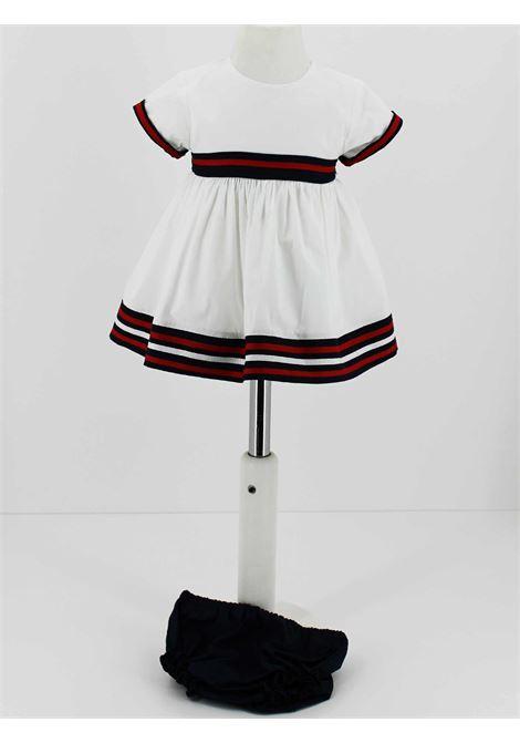 ALETTA | Dress | ALE03B.CO BLU ROSSO