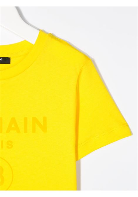 T-shirt Balmain BALMAIN | T-shirt | BAL01GIALLO