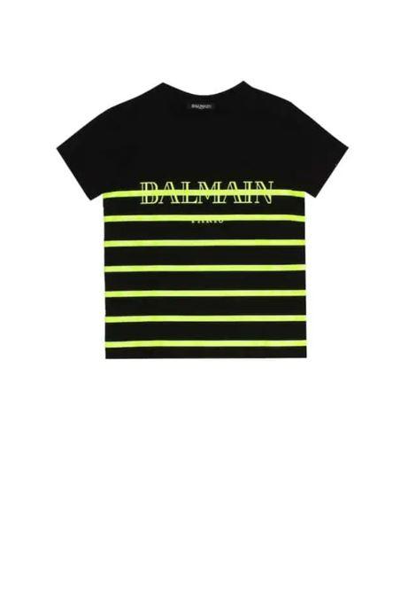 T-shirt Balmain BALMAIN | T-shirt | BAL02NERO