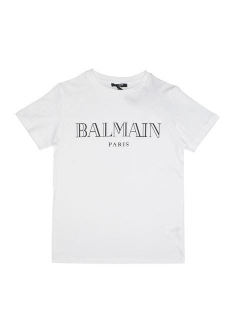 T-shirt Balmain BALMAIN | T-shirt | BAL03BIANCO