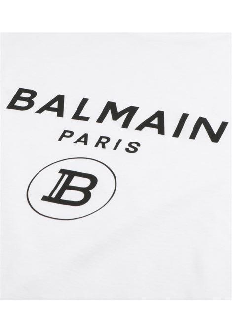 T-shirt Balmain BALMAIN | T-shirt | BAL04BIANCO