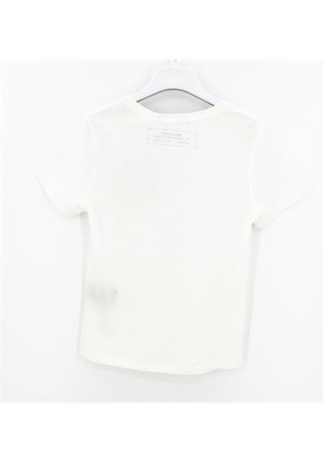 BALMAIN   T-shirt   BAL06BIANCO