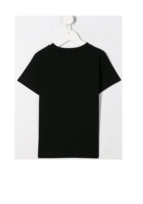BALMAIN   T-shirt   BAL07NERO BLU