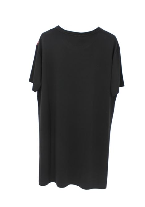 BALMAIN   T-shirt   BAL10NERO FANTASIA