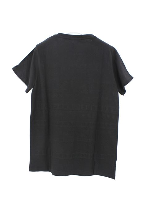BALMAIN   T-shirt   BAL11NERO