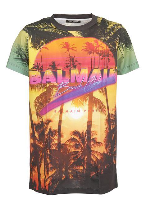 T-shirt Balmain BALMAIN | T-shirt | BAL12FANTASIA
