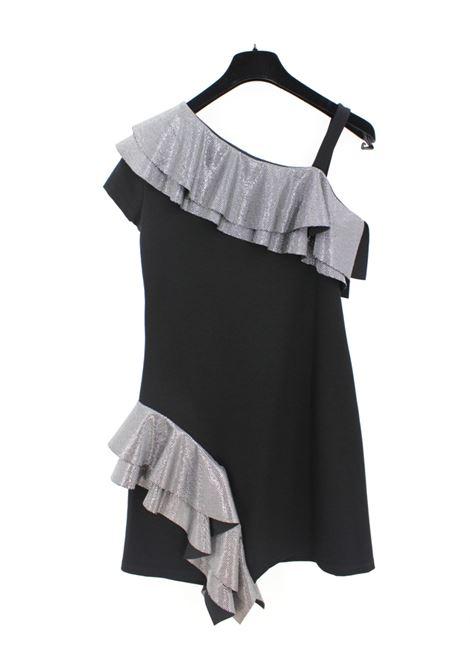BALMAIN | Dress | BAL14NERO LUREX