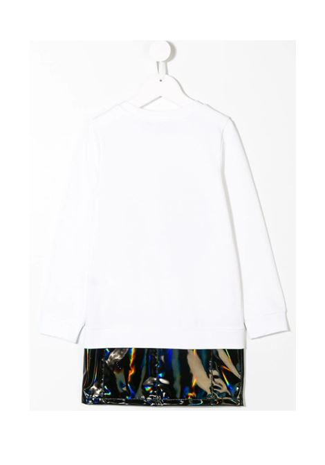 BALMAIN | Dress | BAL16BIANCO NERO