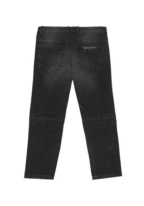 BALMAIN | jeans  | BAL20JEANS GRIGIO